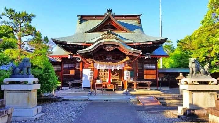 滋賀県 千代神社奉納舞
